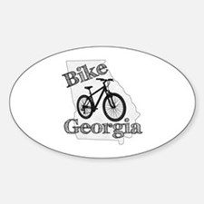 Bike Georgia Decal