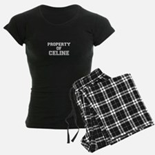 Property of CELINE pajamas