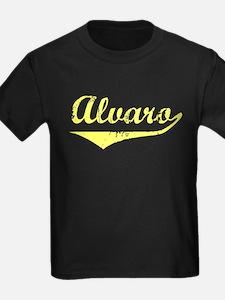 Alvaro Vintage (Gold) T