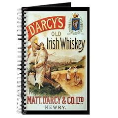 Old Irish Whiskey Journal