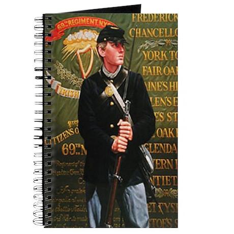69th 'Fighting Irish' Regiment Journal