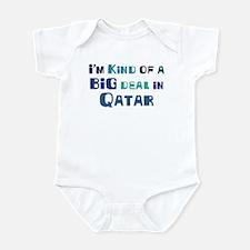 Big Deal in Qatar Infant Bodysuit