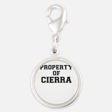 Property of CIERRA Charms