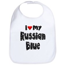 Russian Blue Bib