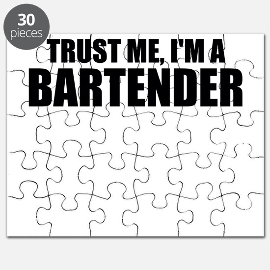 Trust Me, I'm A Bartender Puzzle