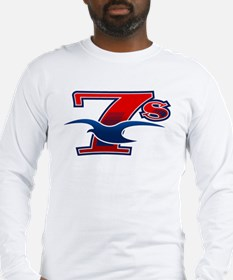 7s_tattoo_front.jpg Long Sleeve T-Shirt
