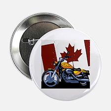 "Canadian Chopper 2.25"" Button"
