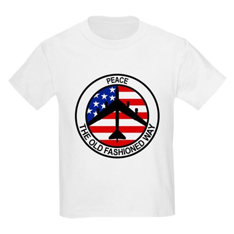 b-52 stratofortress Kids Light T-Shirt