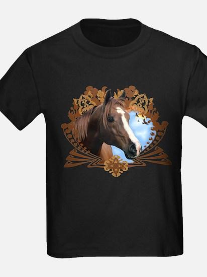 Horse Head Crest T-Shirt
