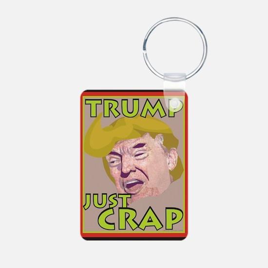 Trump Just Crap Keychains