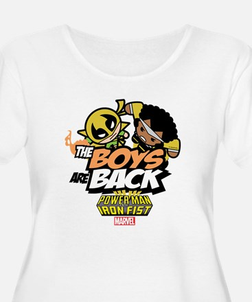 Power Man & I T-Shirt