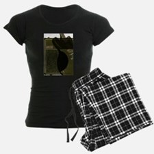Guitar And Amplifier Abstrac Pajamas