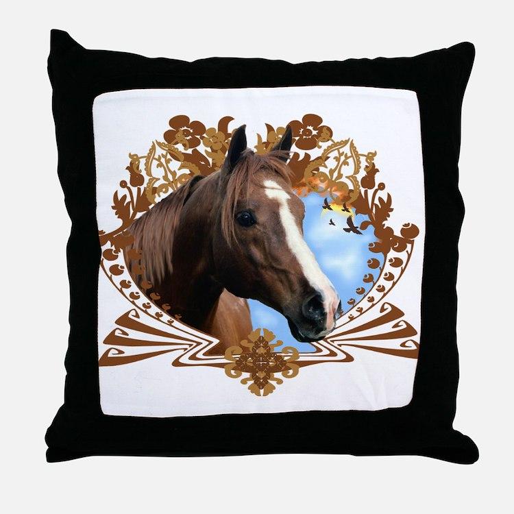 Horse Head Pillows Horse Head Throw Pillows Decorative