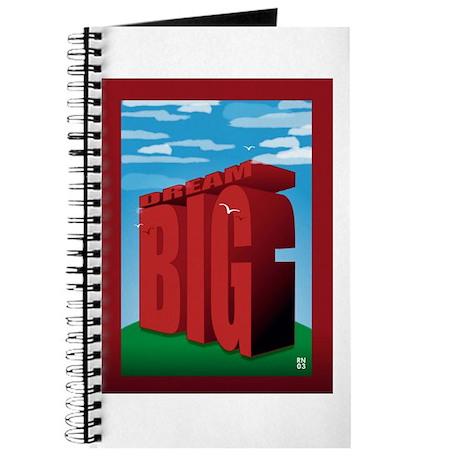 """Dream Big!"" Journal"
