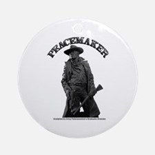 Peacemaker 02 Ornament (Round)