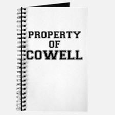 Property of COWELL Journal