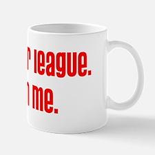 Hit On Me (red) Mug
