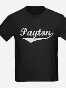 Payton Vintage (Silver) T