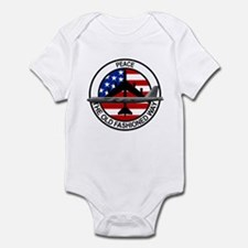 b-52 stratofortress Infant Bodysuit