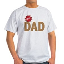 New Dad First Time Family T-Shirt