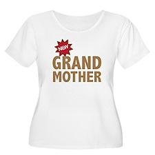 New GrandMother GrandChild Family T-Shirt