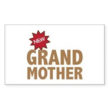 New GrandMother GrandChild Family Decal