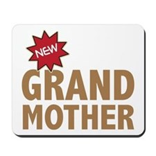 New GrandMother GrandChild Family Mousepad