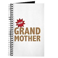 New GrandMother GrandChild Family Journal