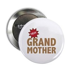 "New GrandMother GrandChild Family 2.25"" Button"