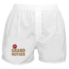 New GrandMother GrandChild Family Boxer Shorts