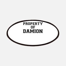 Property of DAMION Patch