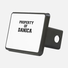 Property of DANICA Hitch Cover