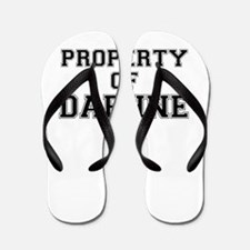 Property of DAPHNE Flip Flops