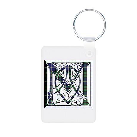 Monogram - MacLeod Aluminum Photo Keychain