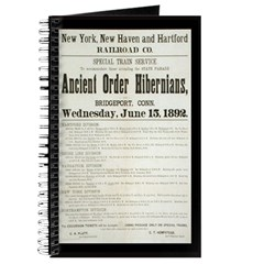 1892 AOH Poster Journal