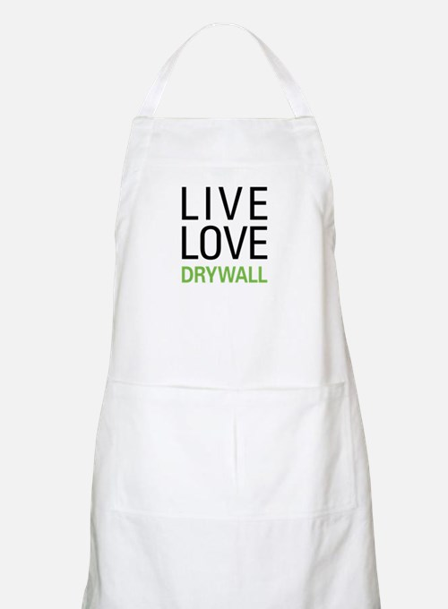 Live Love Drywall Apron