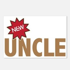 New Uncle Nephew Niece Family Postcards (Package o