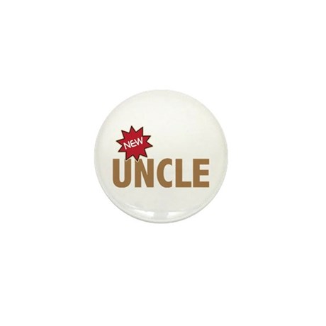 New Uncle Nephew Niece Family Mini Button (10 pack