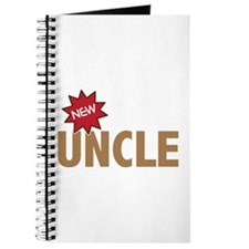 New Uncle Nephew Niece Family Journal