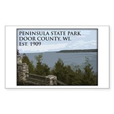 Peninsula State Park Decal