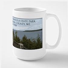 Peninsula State Park Mug