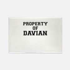 Property of DAVIAN Magnets
