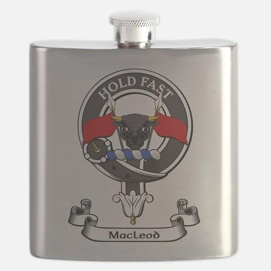 Badge - MacLeod Flask
