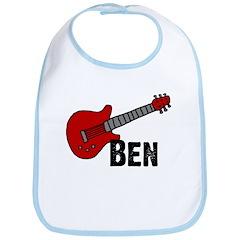 Guitar - Ben Bib