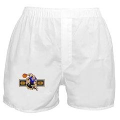 Basketball Player 2008 Boxer Shorts