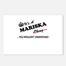 MARISKA thing, you wouldn Postcards (Package of 8)