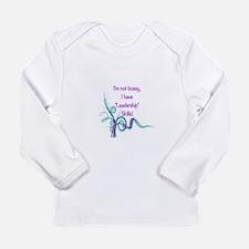 Bossy Toddler Long Sleeve T-Shirt