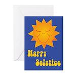 Solstice Sun Greeting Cards (Pk of 10)