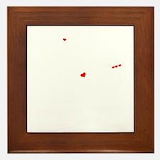 KARLIE thing, you wouldn't understand Framed Tile