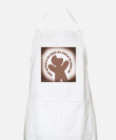 gingerbread BBQ Apron
